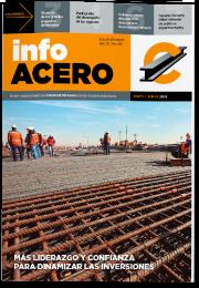 Info Acero Mayo - Junio 2018
